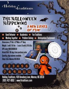 The Halloween Happening, By Priscilla York